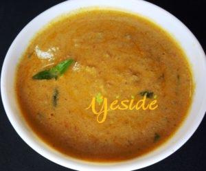 Egusi Ijebu Soup